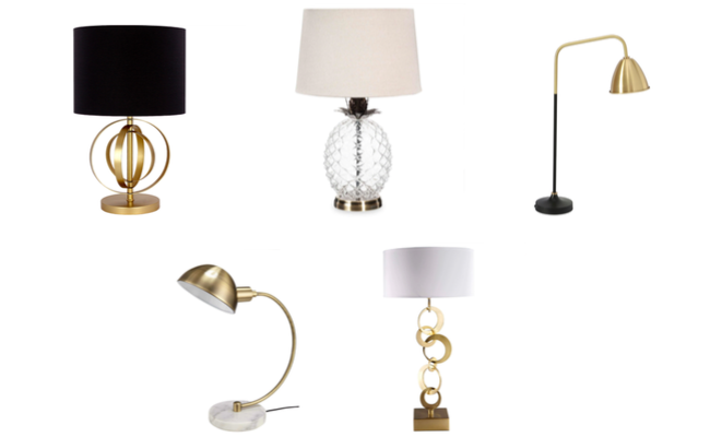 Trend Statement Lampen: 5 Favourites