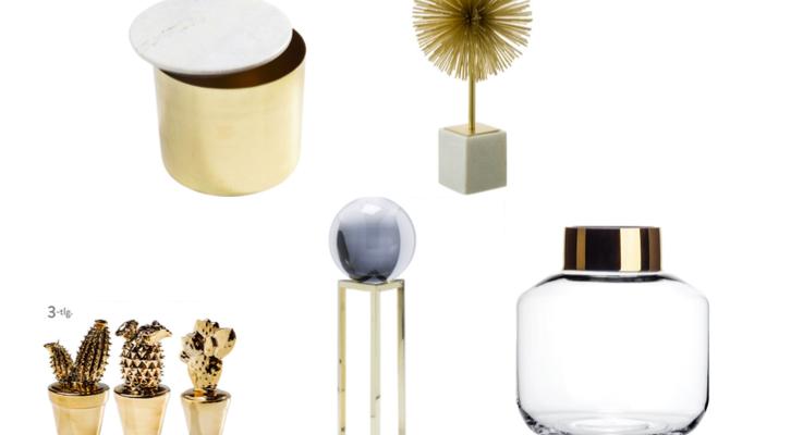 Trend Gold Details: 5 Favourites
