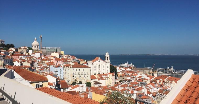 Lissabon – Die ersten Eindrücke der Stadt